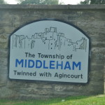 Middleham sign