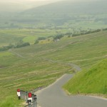Langstrothdale to wensleydale road