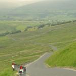 Langstrothdale to wensleydale road