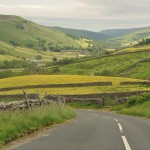 Buttertubs pass into swaledale