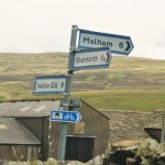 Malham sign