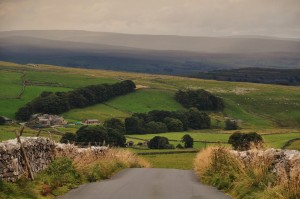 Road near Malham