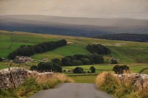 Road near Malham