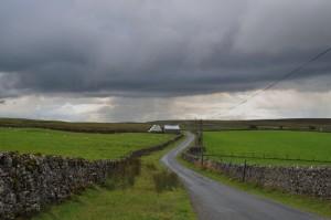Road to Halton Gill