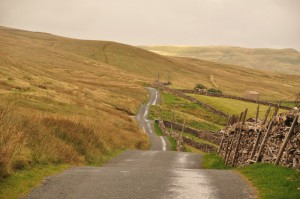Road to Halton Gill