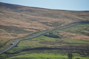 Road to Embsay