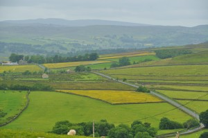 View from the B6265 near Greenhow