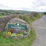 grassington roadsign