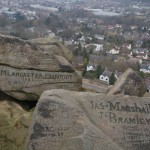 Ilkley Moor rock carvings