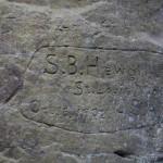 Victorian graffiti Ilkley